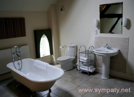как очистить известковый налет в ванной