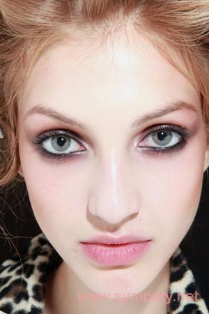 макияж брови цветотип весна