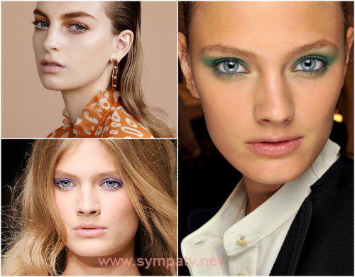 макияж что не идет цветотипу весна