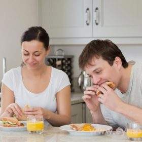 похудеть с мужем
