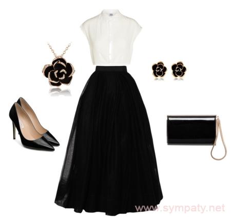 стиль Тиффани в одежде