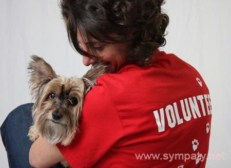 хочу стать волонтером
