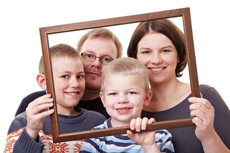 идеи семейного фото