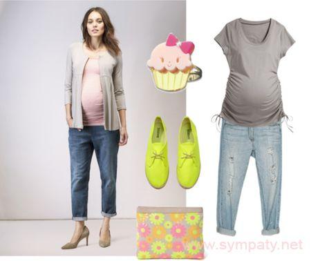 При беременности как одеваться