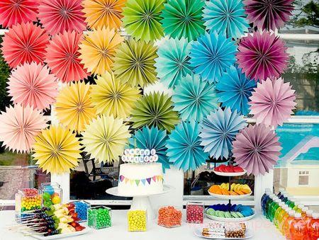 украсить квартиру на день рождения