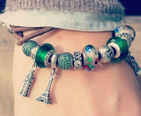 Покажите красивые браслеты