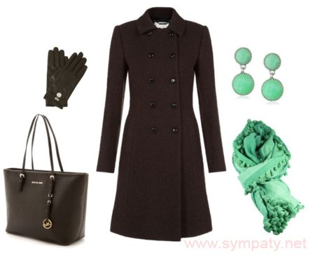 носить украшения зимой