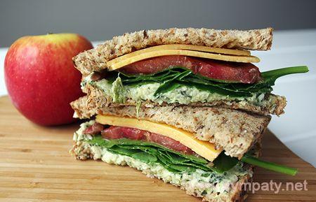 бутерброды правильное питание
