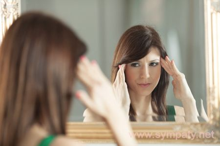 макияж при болезни