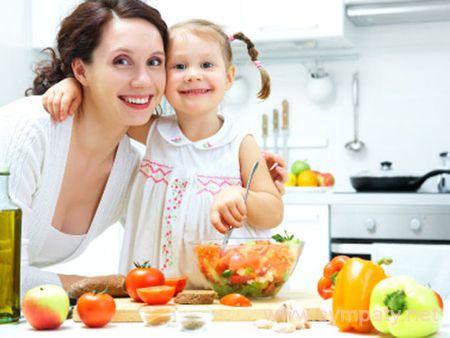 как правильно составить меню для семьи