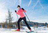 Морозная погода - вовсе не повод отказывать себе в активном уличном досуге и спорте