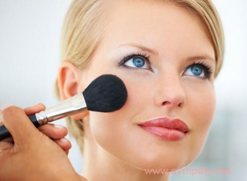 сделать красивый дневной макияж