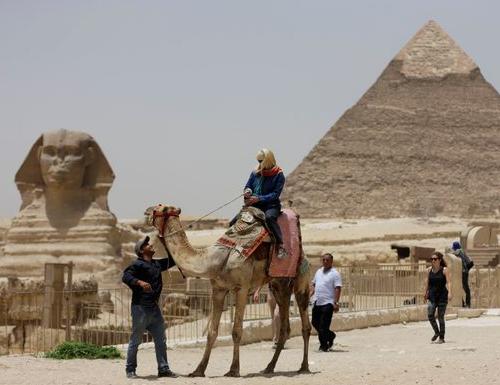 Апрель: куда поехать на море - конечно, в Египет!