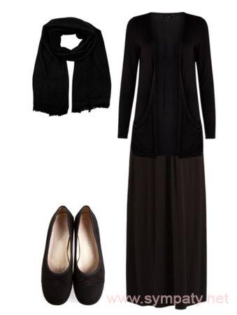 что одеть на похороны женщине