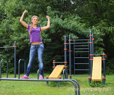 тренировки на свежем воздухе