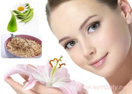 продукты улучшающие цвет лица