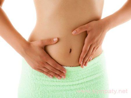 Самомассаж живота для похудения