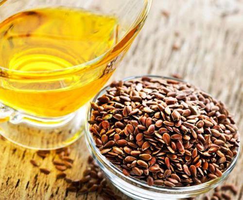 Как пить льняное масло?