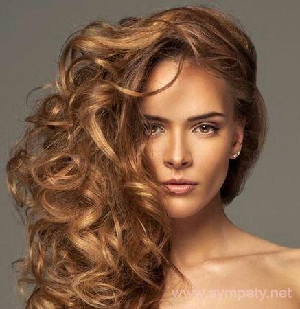 прически на длинные русые волосы