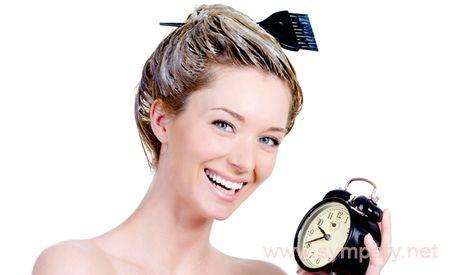 Смывка для волос в домашних условиях