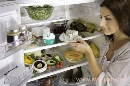 как быстро убрать запах из холодильника