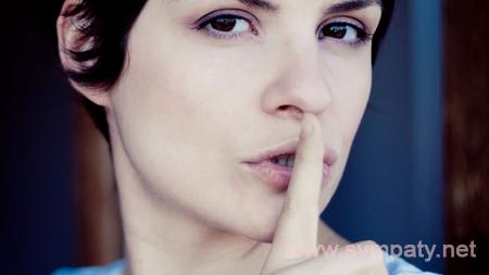как научиться больше молчать