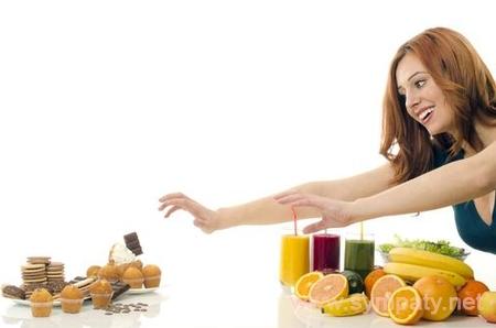 От отказавшись и мучного похудеть сахара