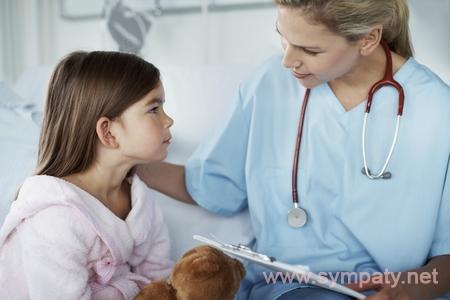 что брать ребенку в больницу
