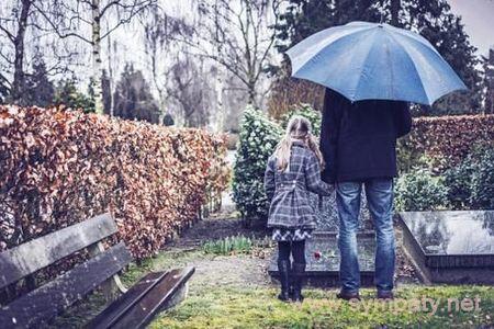 как рассказать детям о смерти близкого человека