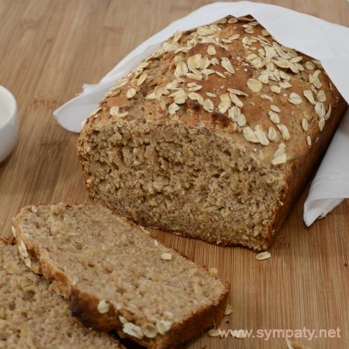 Хлеб без дрожжей без кефира в мультиварке рецепты пошагово 158