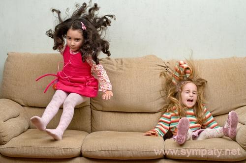 выбрать детский диван
