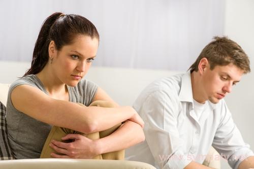 нет взаимопонимания с мужем