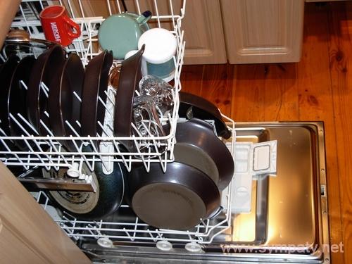 порошок для посудомойки