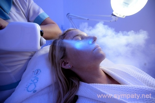 криотерапия лица азотом