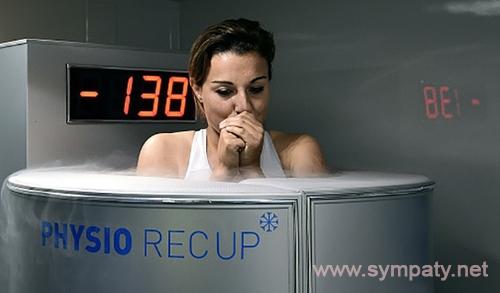 похудеть от криотерапии
