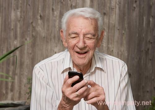 большие мобильные телефоны для пожилых людей