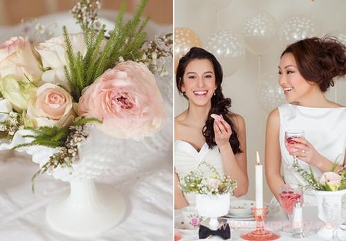 свадебные украшения и декор