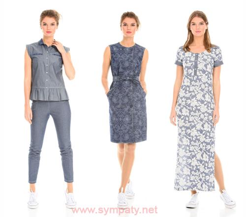 джинсовая ткань модна в 2016 году