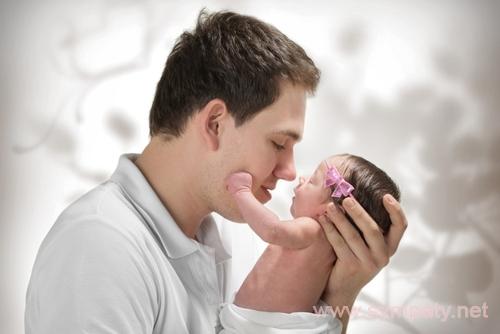 как воспитать из мужа отца