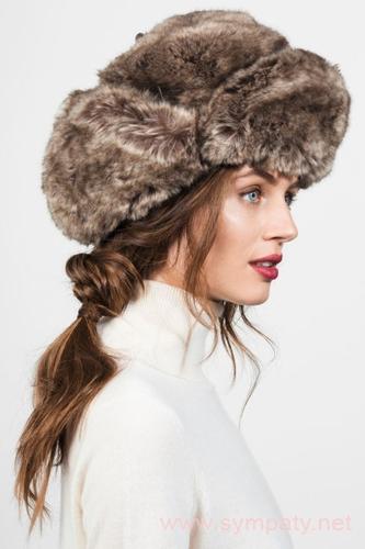 как одевать шапку чтобы не испортить прическу