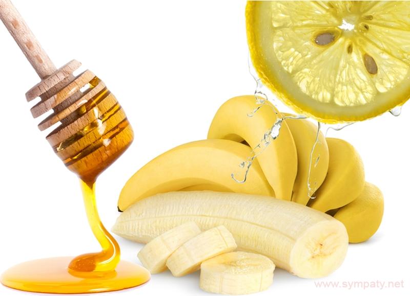 Банан  лучший помощник для красоты волос