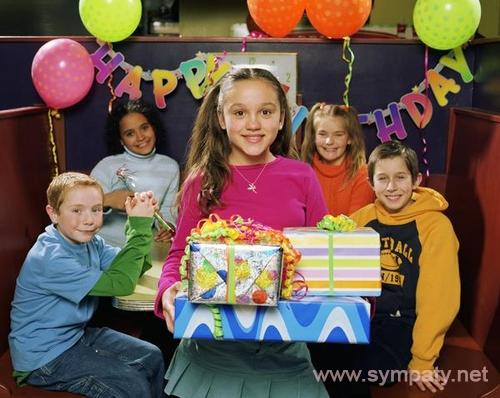 как спланировать день рождения ребенка 10-12 лет