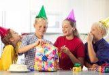 день рождения ребенка 10-12 лет