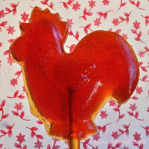 Петушки из сахара в домашних условиях - пошаговые рецепты