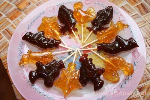 рецепт петушков из сахара