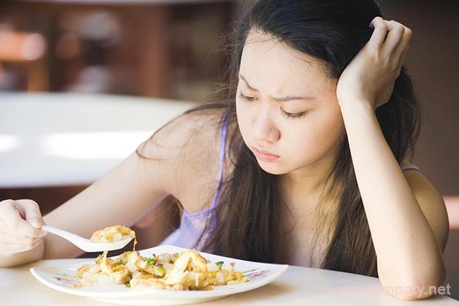Отсутствие аппетита при беременности на ранних сроках