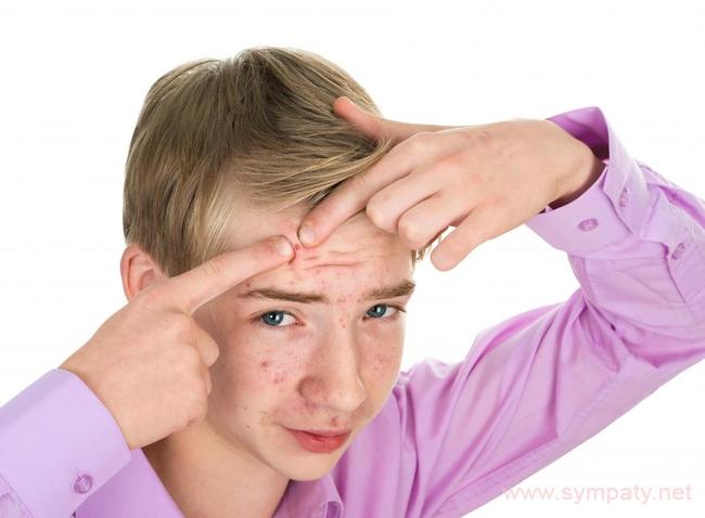 уход за кожей лица подростков