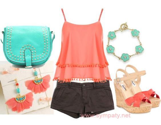 носить летом женщинам