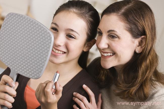 косметика для подростков-девочек