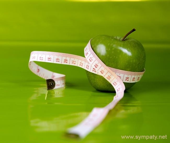 как похудеть меню на месяц